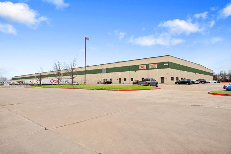 CREST FOODS MANUFACTURING & DISTRIBUTION FACILITY