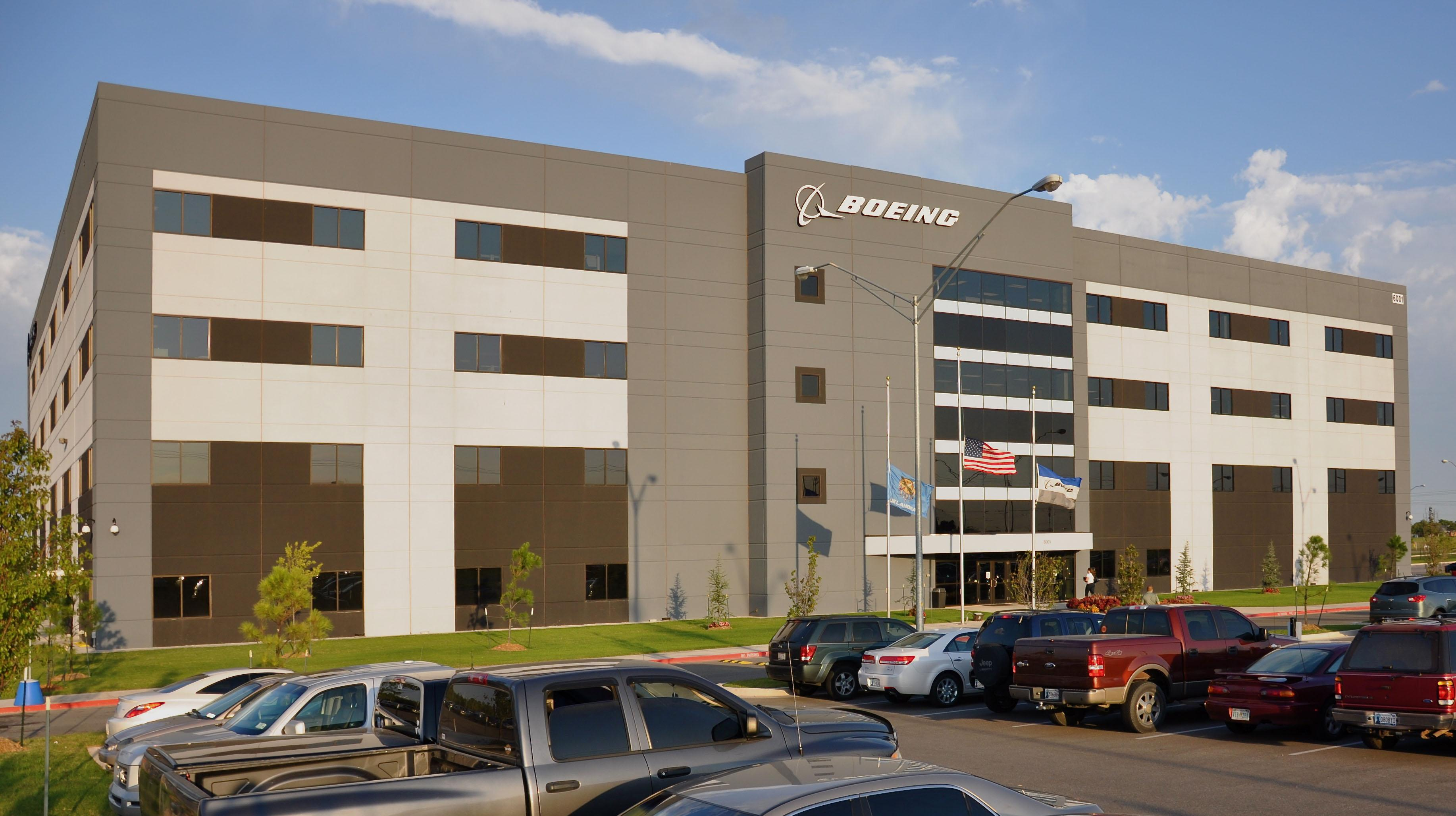 Boeing Corporate Tower I
